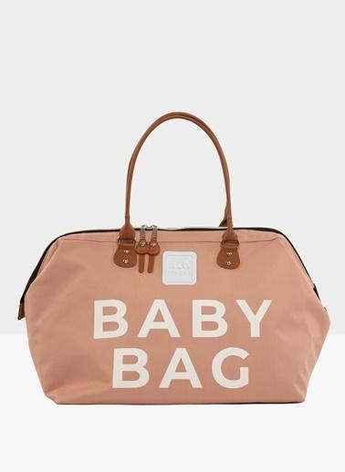 Bagmori Bebek Bakım Çantası Pembe